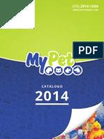 Catálogo My Pet Brasil - 2014 Fev. 2014