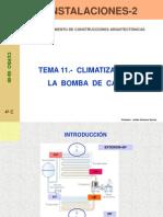 Climatización II-bombas de Calor