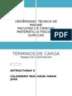 Proyecto Estructuras Segundo Parcial Uno