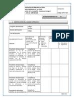 Gfpi- f - 019 Guia de Aprendizaje Induccion 2015