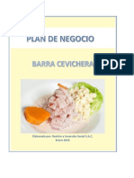 Plan Barra Cevichera