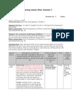 tutor lesson 7 portfolio
