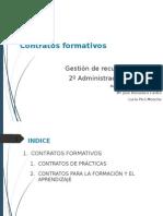 Contratos Formativos Definitivo
