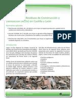 Tratamiento de Residuos de Construccion y Demolicion