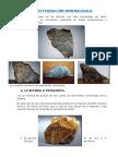 Metalurgia ( Estaño)