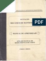 89000241-Afilado Manual de Herramienta de Corte