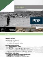 Sostenibilidad Urbana Huaycan -Expo