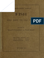 Information About Fish and How to Use Them 1914