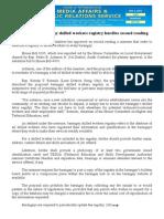 dec05.2015Bill creating barangay skilled workers registry hurdles second reading