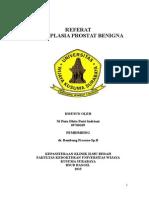 Referat BPH Dita