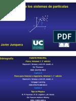 Dinamica de Los Sistemas de Particulas