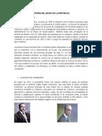 Historia Del Banco de La República