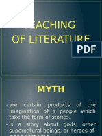 Teaching Myth_lesson Plan