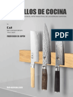 Kai Kitchen Knives Catalogue Es