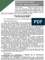 DECRETO SUPREMO Nº 075-2012-PCM