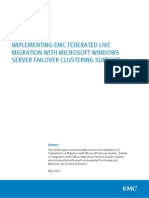 h10645 Fed Live Migration Ms Windows Failover Cluster Wp