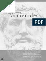 Plato - Parmenides (California, 2003)