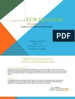 sirena banks - instructional plan and presentation