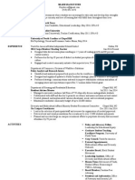 royster sharessa resume