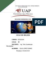 4.-Ciclo de Wilson - Elvis Joel Lopez Gomez