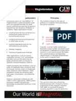 Proton Precession Magnetometer