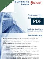 Sistemas Dela Informacion