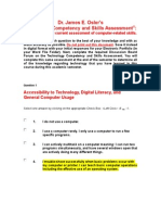 martinez 2 technology competency and skills assessment