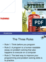 Chapter 1 python programming