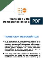 Transicion y Bono Demografico