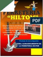 FERRETERIA HILTOM