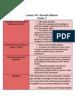 case 4 lesson plan