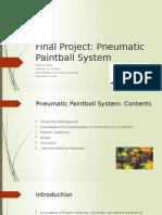 final project  painballschem