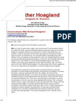 Hoagland, Dr. Richard C nuclear bombs truth