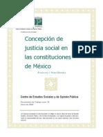 Concepcion Justicia Social Mexico