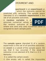 Basics of Probability Theory