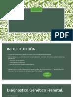 Bioetica Dx Prenatal y Aborto