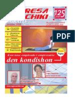 Empresa Chiki Oktober 2009