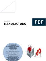 Manufactura y Agricultura