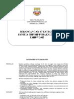 Pelan Strategik Prinsip Perakaunan 2015