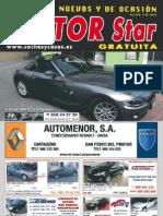 Revista Motorstar Abril 2010 Murcia