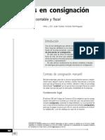 Ventas en consignación. Tratamiento contable y fiscal.pdf