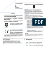 Manometro Digital_COMARK_manual de Operación