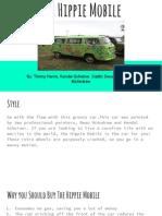 the hippie mobile