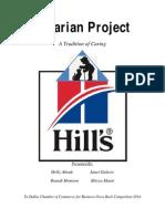 petarian project proposal paper - final - pdf