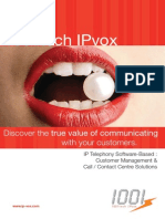 1001tech IPvox - Overview