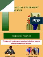 Analysis Financial Statements
