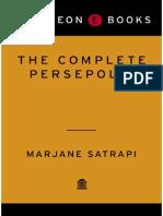 Satrapi Marjane - The Complete Persepolis (2004 Knopf Doubleday Publishing Group 978-0-307-51802-6)