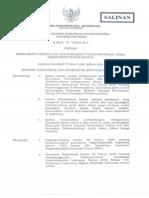 Permen 34 - 2012 Persyaratan Teknis Short Range Devices (SRD)