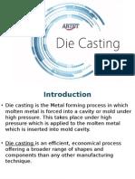 Die Casting Manufacturer | Arte Tooling