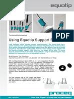 Equotip Using Equotip Support Rings E 2012.11.29